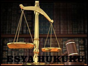 Eşya Avukatı